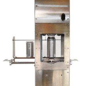 Recravadora de latas semi-automática Cuiabá